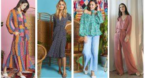 Vilagallo, Mos Mosh, indi & cold, Onjenu, Saint Tropez,Pure London, tendencias womenswear , womenswear, womenswear PV 2020,