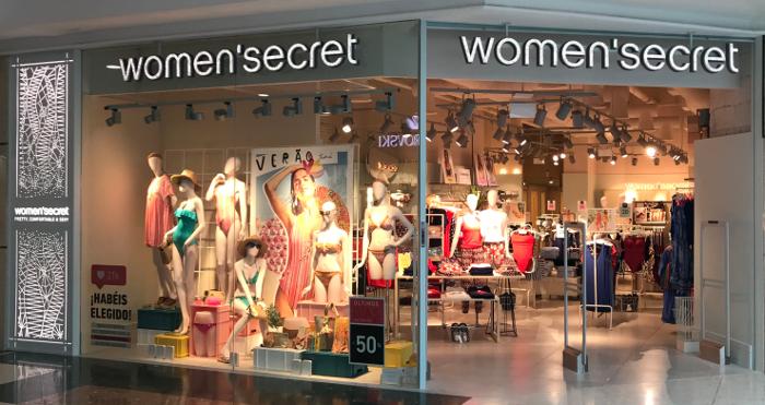 Women'secret, crecimiento internacional, plan de crecimiento, marca de lencería femenina, experiencia de compra, ropa íntima, Grupo Cortefiel, Tendam