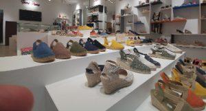 Toni Pons, alpargatas, calzado mediterráneo, Riad, made in spain, calzado español, arabia saudí