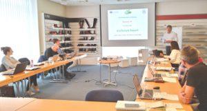 Proyecto Ecotextyle, Centro Tecnológico del Calzado de La Rioja, CTCR