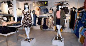 Forever 21, Do Won Chang, retail de moda en USA, Chapter 11, Fashion 21, grandes cadenas de moda