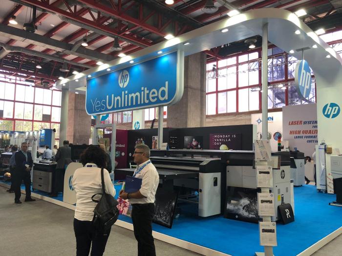 HP Stitch, HP Stitch para textil, impresora textil, C!Print, Salón de la Impresión Profesional, epson,