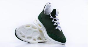 impresión 3D, sostenibilidad, sneakers, Fick, Fick Company