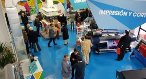 Comunicación Visual, FESPA España, Asociación Española de Empresas de Impresión de la Comunicación Visual
