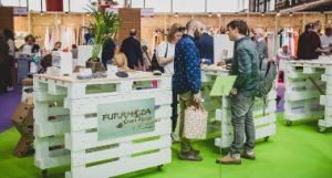 Institución Ferial Alicantina, Green Planet, AEC, Futurmoda,Medio Ambiente, sostenibilidad, calzado vegano,