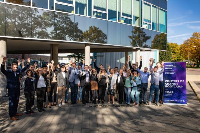 AEI Tèxtils, Cluster of Change,(clúster de textiles técnicos de Cataluña,  bootcamp