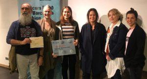 concurso REC.0 / 080 BCN Fashion, Serendipity, Carlotta Jurado, Aura Mulier, Laura Díaz, IAIOS, REC.0 , 080 Barcelona Fashion