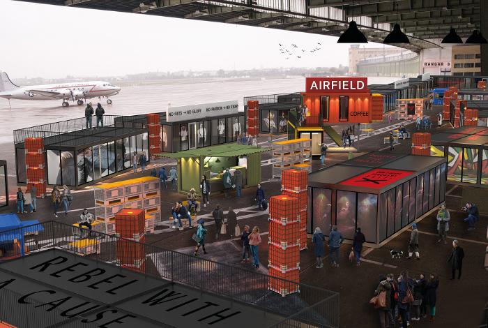 cross-seasonal, Brand Avenue, Brand Village, Panorama Berlin, Panorama,