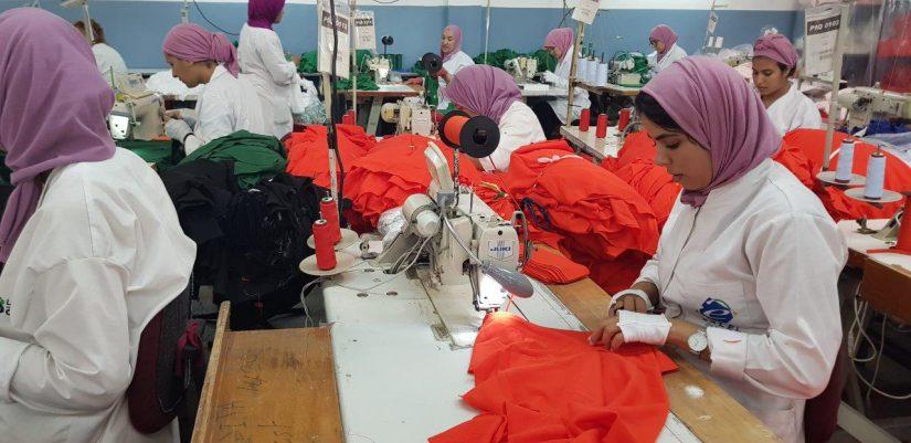 Maroc in Mode, Maroc Sourcing, Marrakech, AMITH, salones textiles, textil/confección de Marruecos