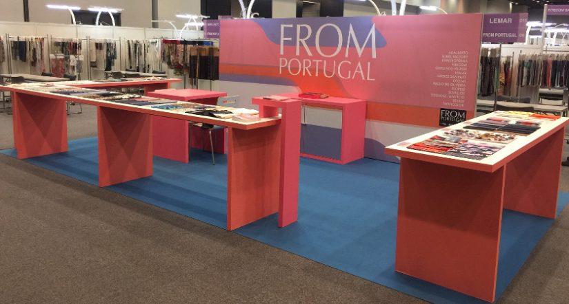 Associação Selectiva Moda , ATP,From Portugal, From Portugal Textiles, Milano Unica, delegación
