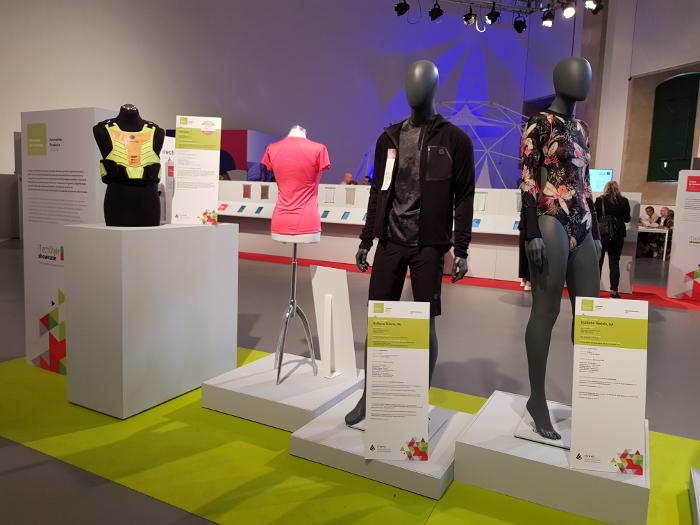 industria textil portuguesa, iTechStyle Award, textiles técnicos,54ª edición de Modtissimo, iTechStyle Showcase, reciclaje post-consumo,Sustainability Showcase, CITEVE, iTechStyle, iTechStyle Green Circle, sostenibilidad, responsabilidad medioambiental, Alfândega, innovación textil,