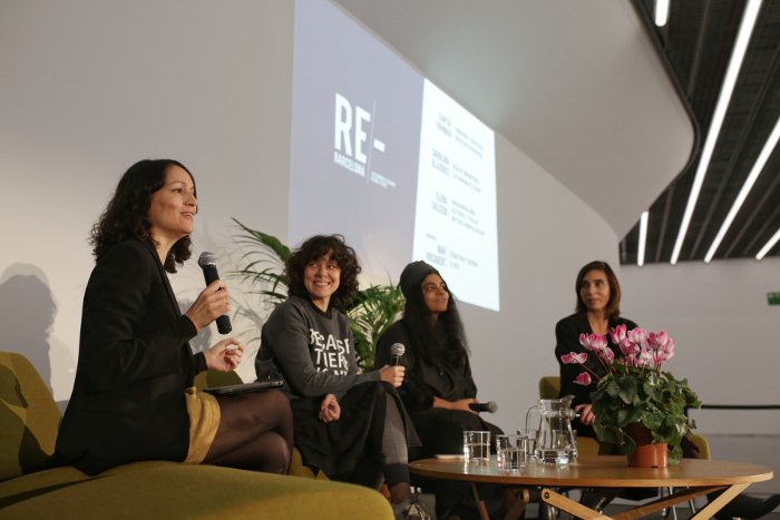 Disseny Hub, moda sostenible, Re-Barcelona, Sustainable Fashion Global Event