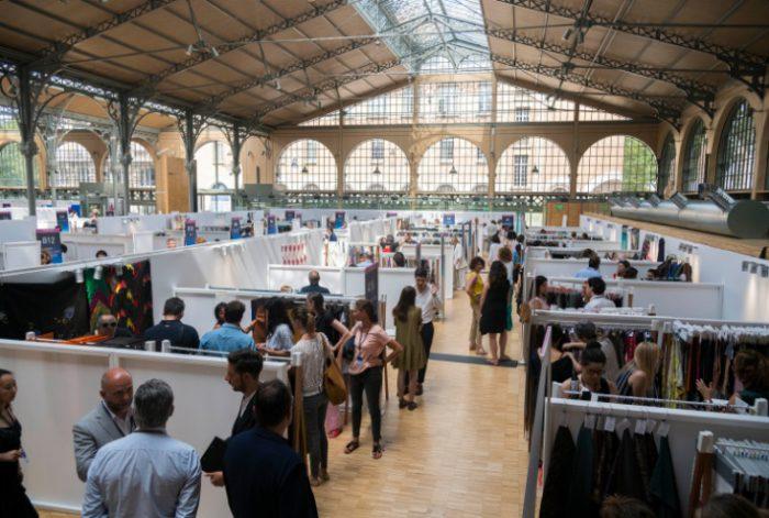 GL Events, Tranoï, Première Vision, salones de moda, Nova, DFO International