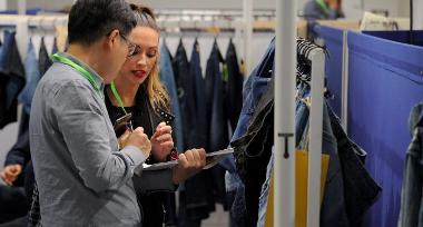 Denim Première Vision, C.L.A.S.S., moda sostenible, moda circular, Roica, Supreme Green Cotton, Varvaressos, Co.Lab., Giusy Bettoni, PETA, Première Vision