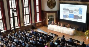 Conferencia Internacional del Algodón, Bremen, industria algodonera