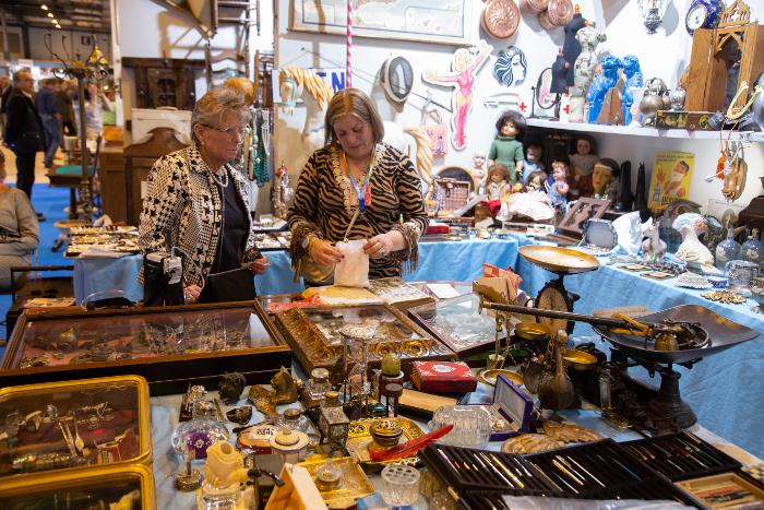antigüedades, IFEMA, Almoneda Antik Passion, Complementos de segunda mano,