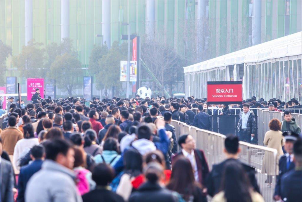Chic, salones de moda, moda en China, NECC