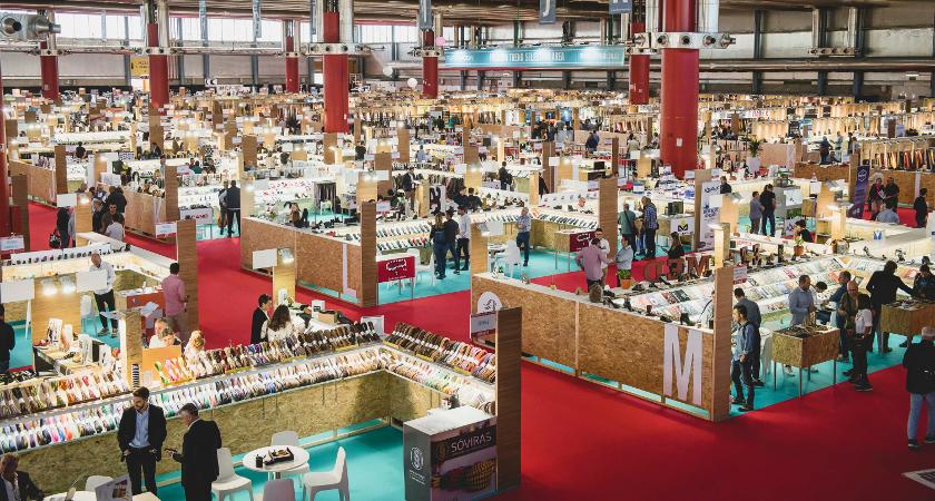 Futurmoda, Piel, Componentes, Maquinaria para el Calzado, Asociación Española de Empresas de Componentes para el Calzado, AEC