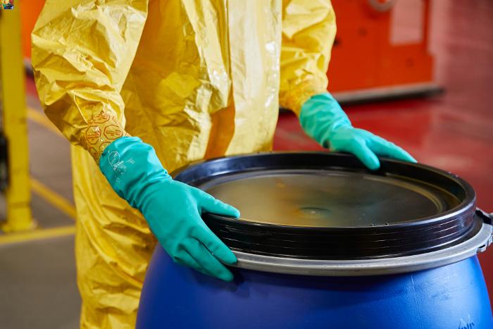 Nomex Nano Flex, retardande de llama, Protección química, DuPont , A+A. Tyvek, Tychem, Kevlar ,  Nomex