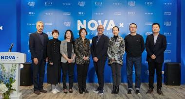 Tranoï, DFO, Nova by DFO & Tranoï, Shanghai, Semana de la Moda de Shanghai, Boris Prouvost, Shanghai Expo