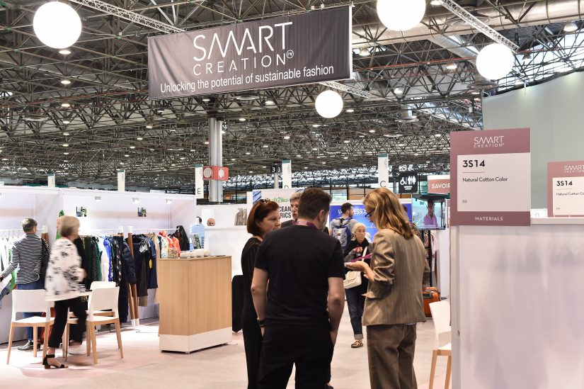 Première Vision, salones de tejidos, Smart Creation Area, Wearable Lab, MateriO