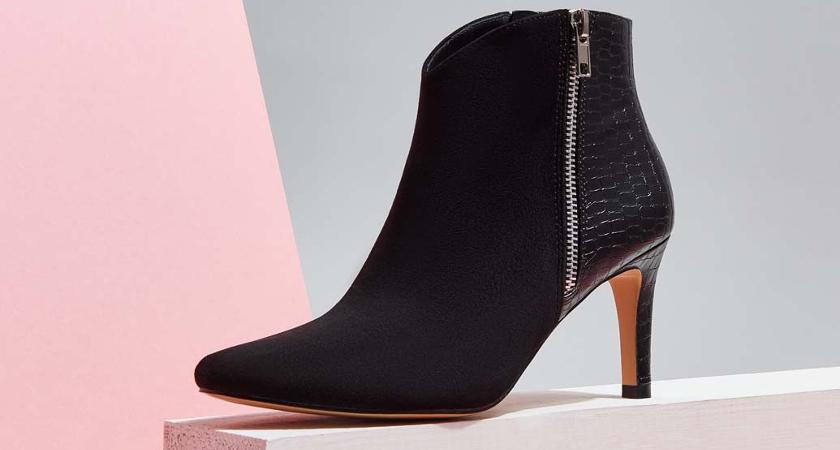 calzado de mujer, Crocea Mors, zapaterías, Marypaz