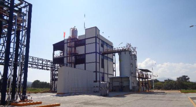 Archroma anuncia el inicio de operaciones de una nueva planta dedicada a la producción de su gama índigo pre-reducido líquido Denisol®. (Foto: Archroma) © 2020 Archroma