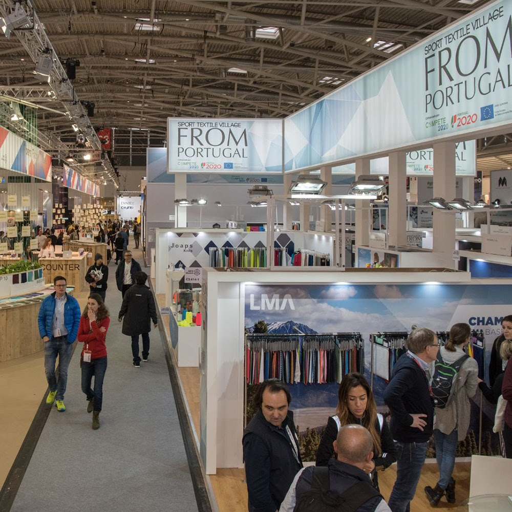 Portugal, From Portugal, ISPO, textil/confección de Portugal