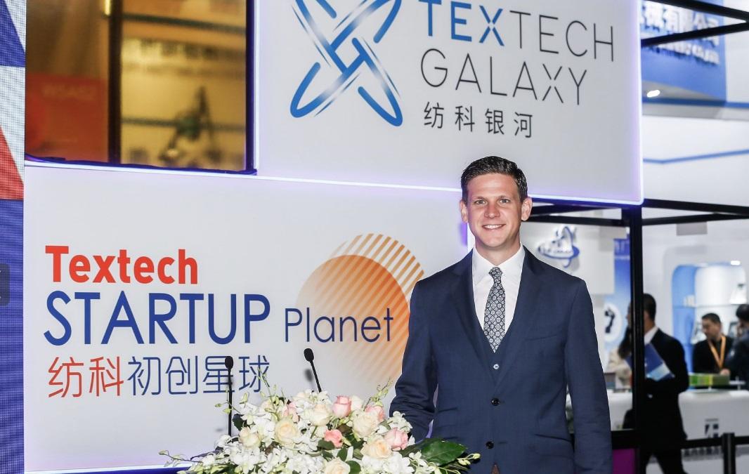 Shanghaitex, salones de maquinaria textil, Textech Galaxy, AIFT, Fundación Ellen MacArthur