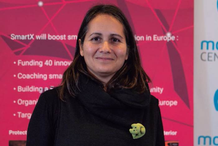SmartX, European Smart Textiles Accelerator