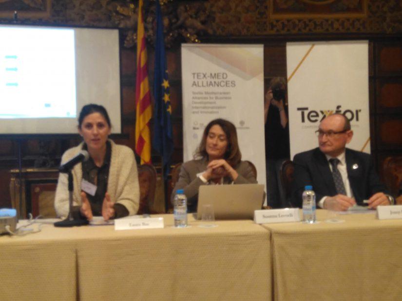 Tex-Med Alliances, Texfor, colaboración interempresarial, circularidad textil