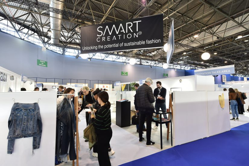 Première Vision, Smart Creation Area, Maison d'Exceptions, salones textiles, sostenibilidad textil, artesanía textil