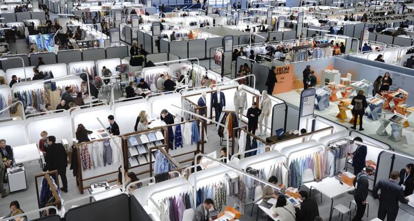 Première Vision, Who's Next, salones de textiles, salones de moda