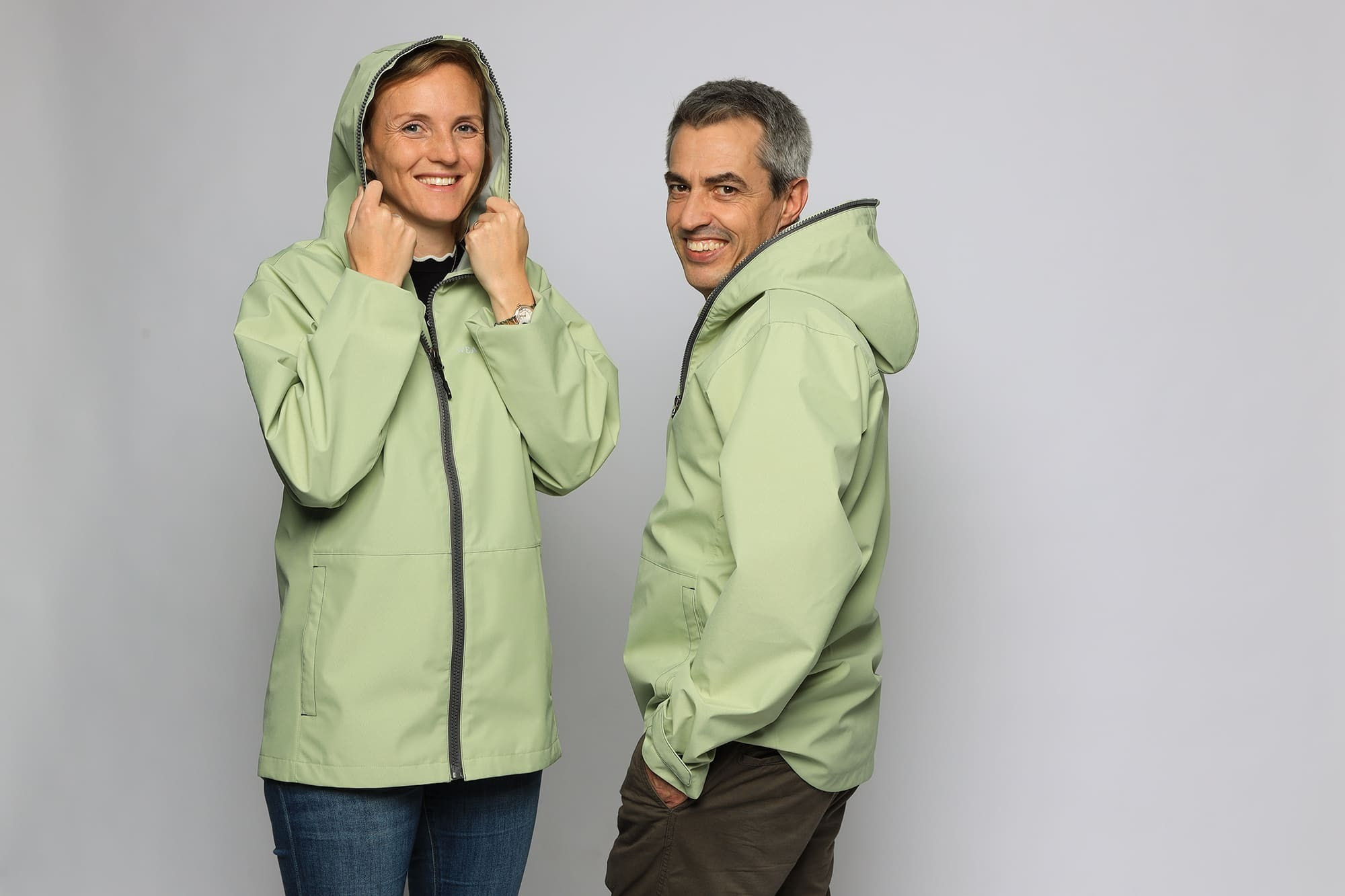 rEvolution Hybrid, Sympatex Tecnologies, Schoeller Textil, circularidad textil, ISPO, wear2wear