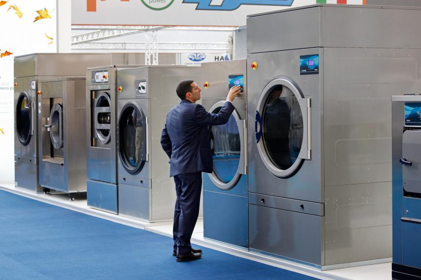 Texcare International, Feria de Frankfurt, Green New Deal, limpieza textil
