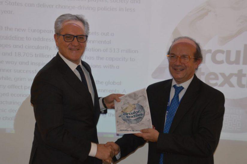 Comisión Europea, CE, Euratex, Plan de Acción a favor de la Economía Curcular, circularidad en textil/moda