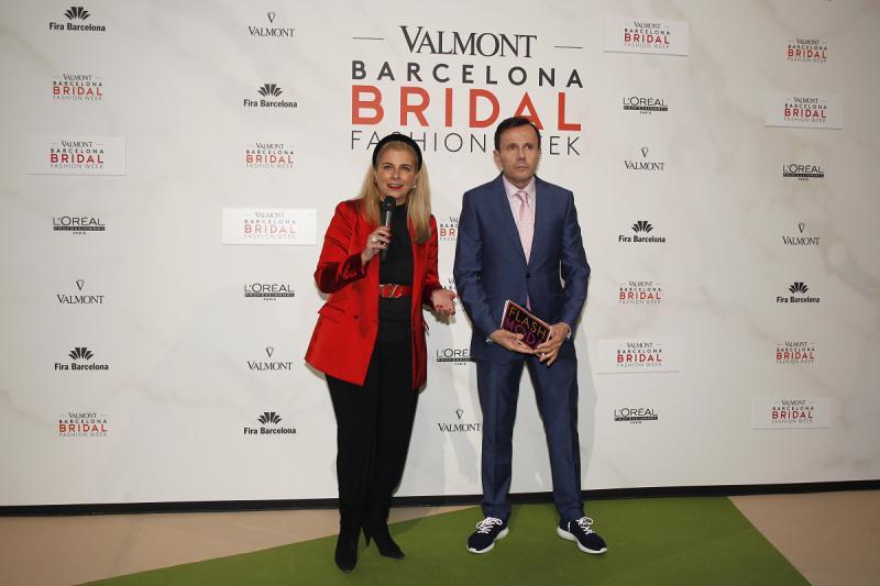 Valmont Barcelona Bridal Fashion Week, VBBFW, salones de moda nupcial, pasarelas de moda nupcial