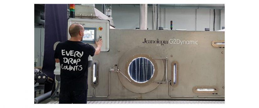 Sandeep Agarwal, Enrique Silla, Jeanología, denim, acabado textil, sostenibilidad textil