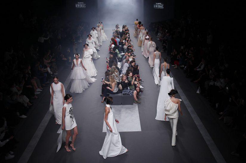 VBBFW, Valmont Barcelona Bridal Fashion Week, Fira de Barcelona, salones de moda nupcial