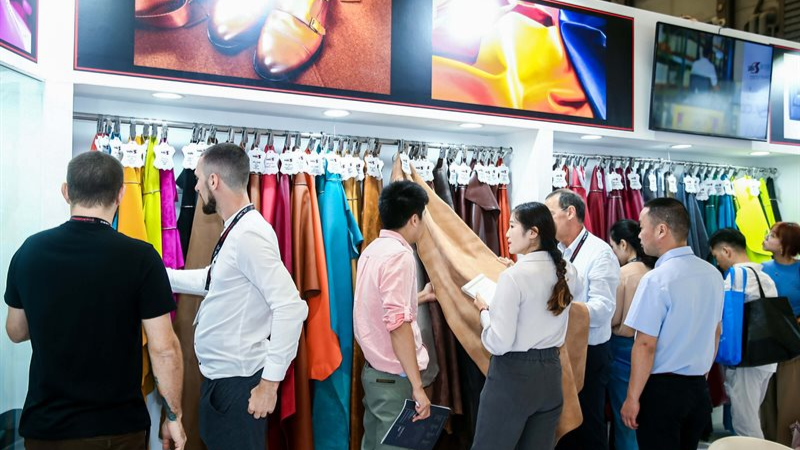 APLF, sector de la piel, SIC, Informa Markets, APLF Leather, Fashion Access, In Touch