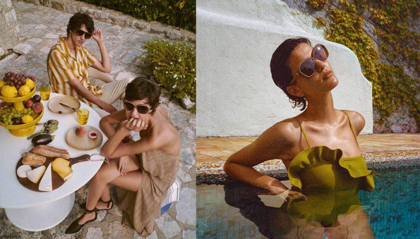 Neubau, gafas de sol, eyewear, Côte du Soleil, colecciones verano 2020