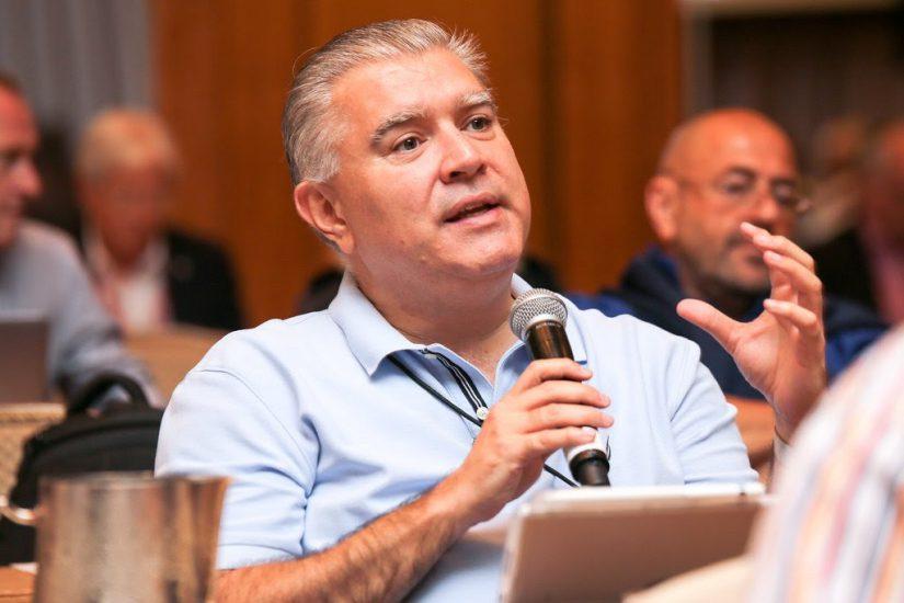 Carlos Arias, Jeanología, Sandeep Agarwal, sector del denim