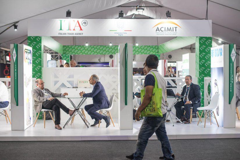 Acimit, maquinaria textil italiana, Alesandro Zucchi, ITA