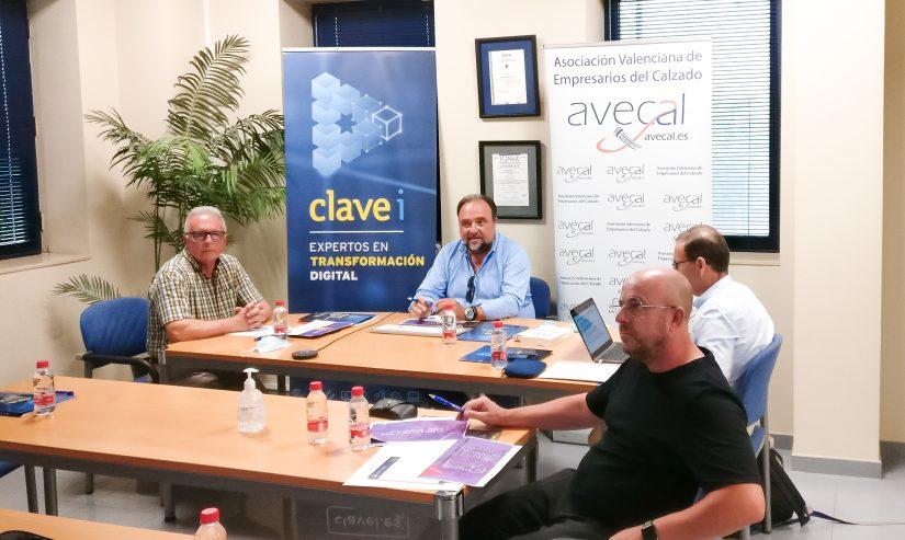Avecal, calzado español, blockchain, proyecto Innocal, Clavei, Desinope 323