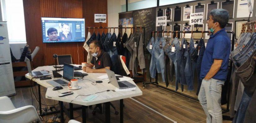 DenimsandJeans, salones profesionales virtuales, salones de denim