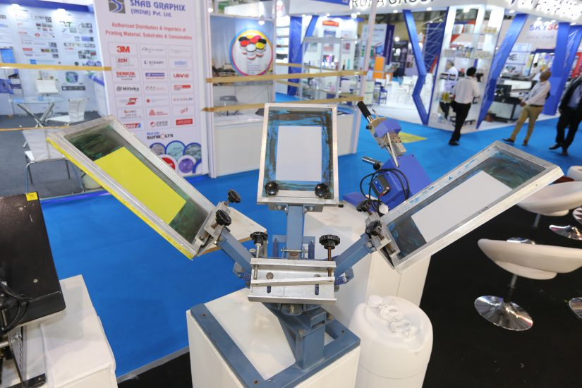 Screen Print India, Feria de Frankfurt, Gartex/Texprocess, salones de estampación