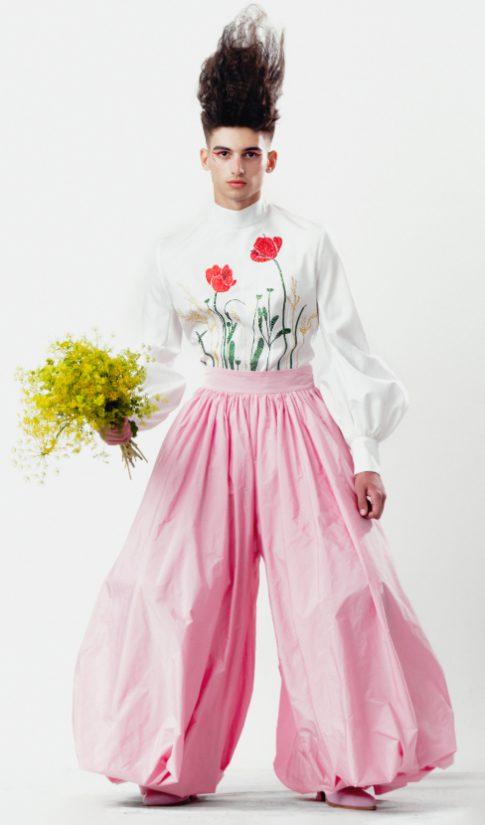 The Rehearsal, Palomo Spain, PV 2021, SS 2021, Paris Fashion Week Men's