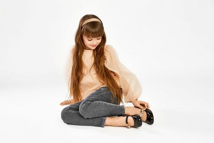 Pretty Ballerinas, colección otoño, Anastasiya Knyazeva, calzado infantil