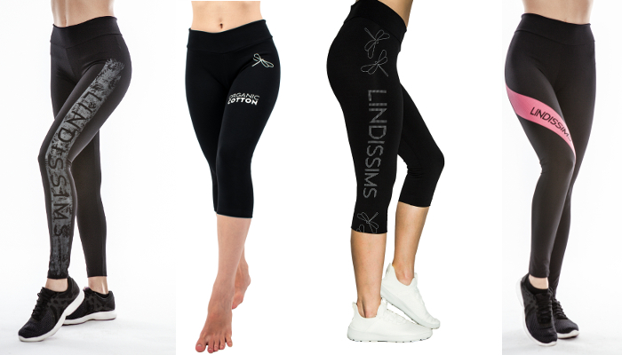lindissims, leggings sostenibles, leggings, botellas PET, PET, poliéster reciclado, poliamida reciclada, algodón orgánica, leggin, leggins