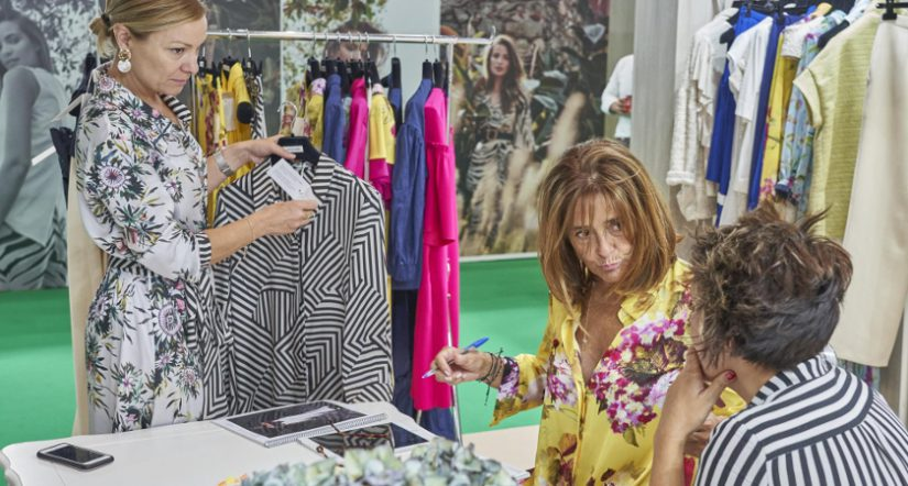 momad, visitantes, ifema, salón de moda, feria de madrid, salón textil,